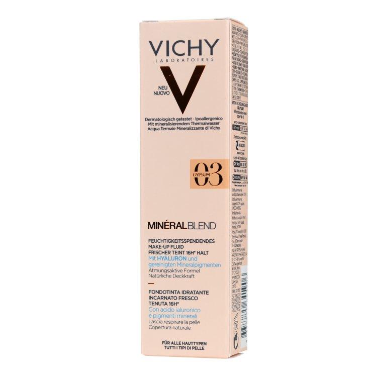 Vichy Mineral Blend feuchtigkeitsspendendes Make-up 03 gypsum