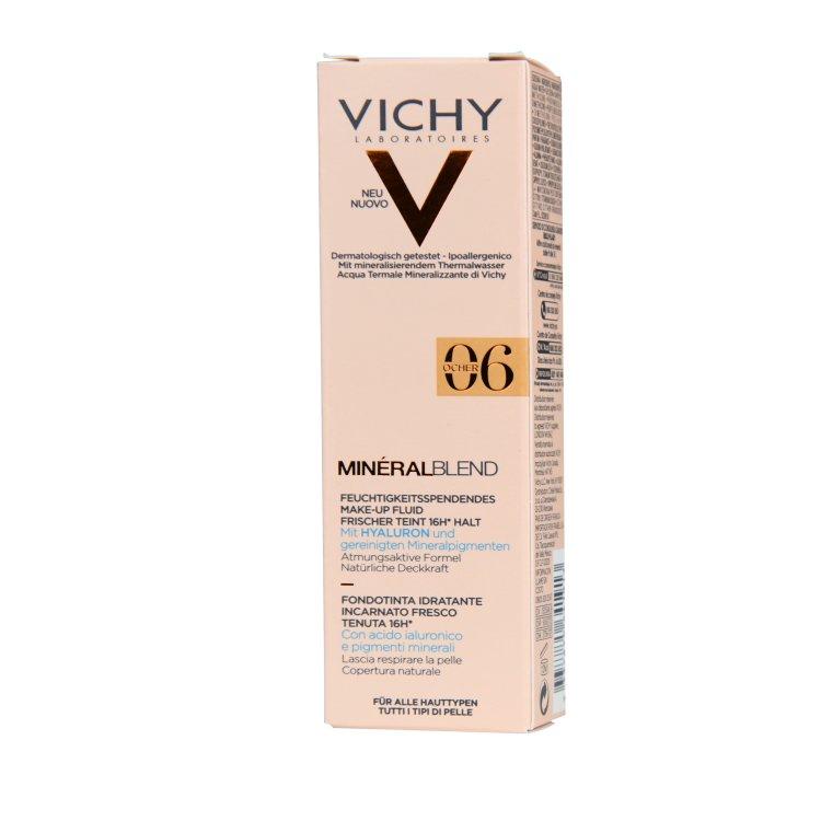Vichy Mineral Blend feuchtigkeitsspendendes Make-up 06 ocher