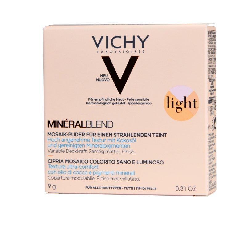 Vichy Mineral Blend Mosaik Puder light