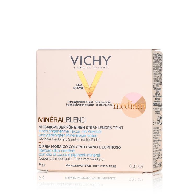 Vichy Mineral Blend Mosaik Puder medium