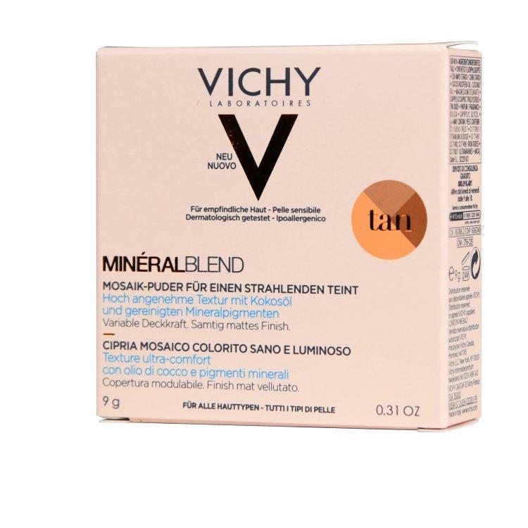 Vichy Mineral Blend Mosaik Puder tan