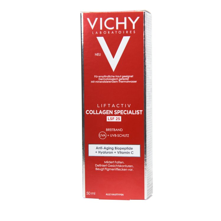 Vichy Liftactiv Collagen Specialist LSF 25