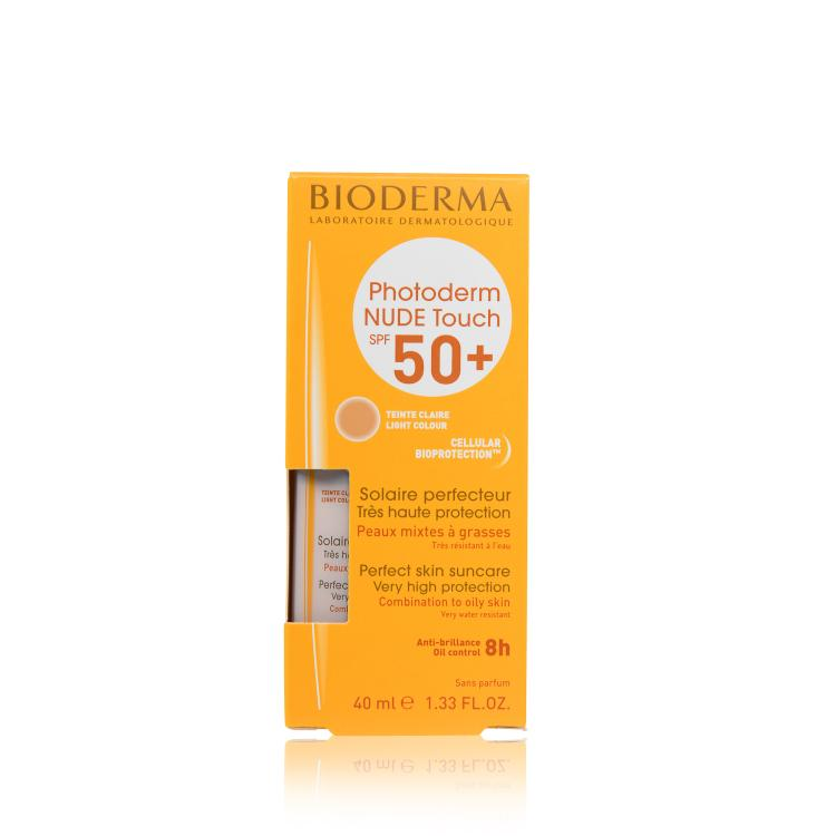 Bioderma Photoderm Nude Touch SPF 50+ hell