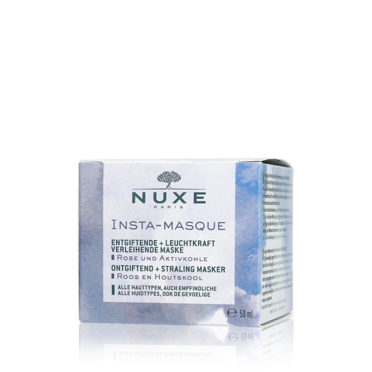 Nuxe Insta-Masque Entgiftende + Leuchtkraft verleihende Maske