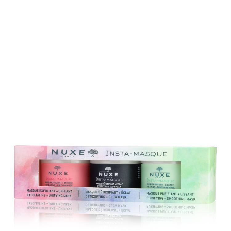 Nuxe Insta-Masque Trio Mini Masken