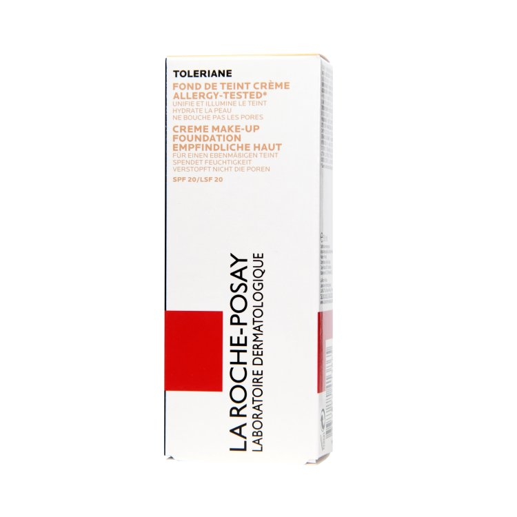La Roche-Posay Toleriane Creme Make-up 02 light beige