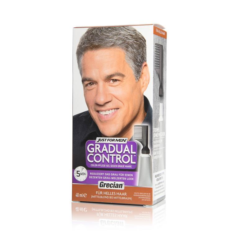 Grecian Gradual Control für helles Haar