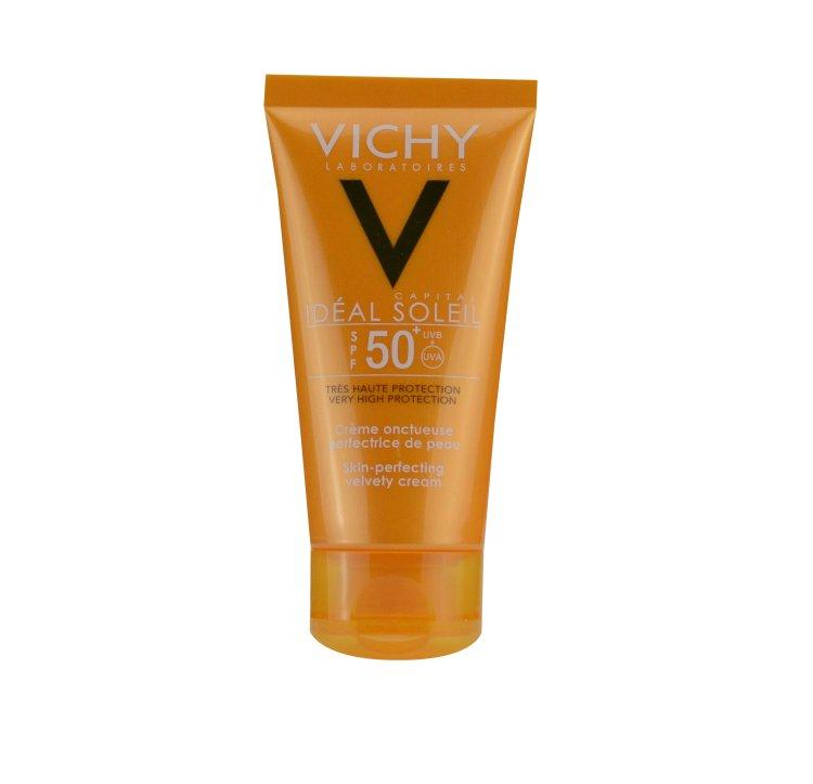 Vichy Capital Soleil Sonnen-Creme LSF 50+