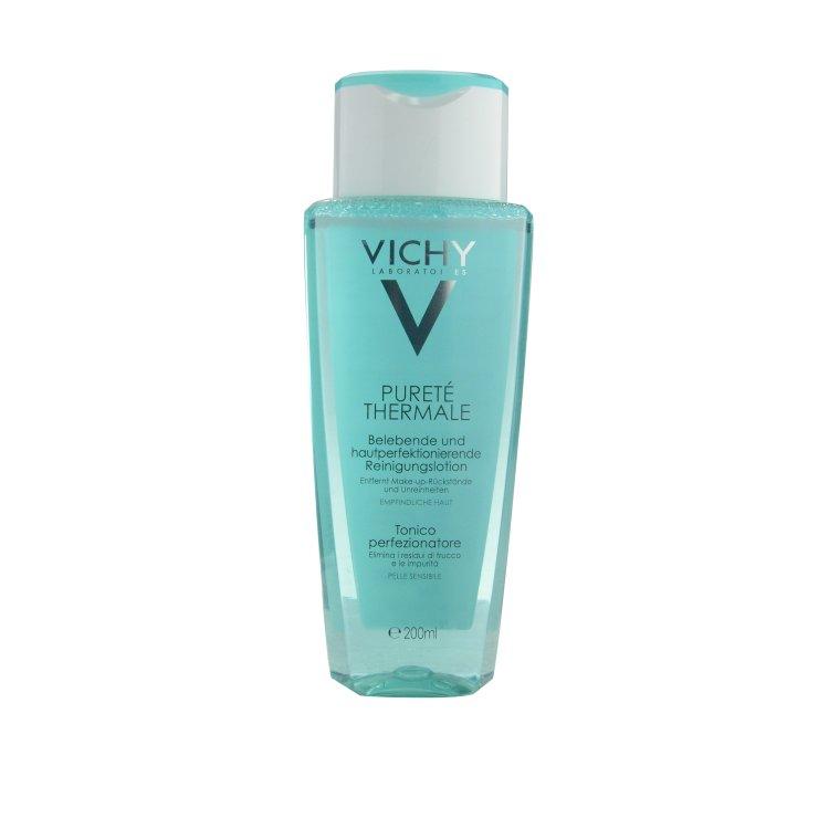 Vichy Purete Thermale Reinigungsfluid Gesicht und Augen