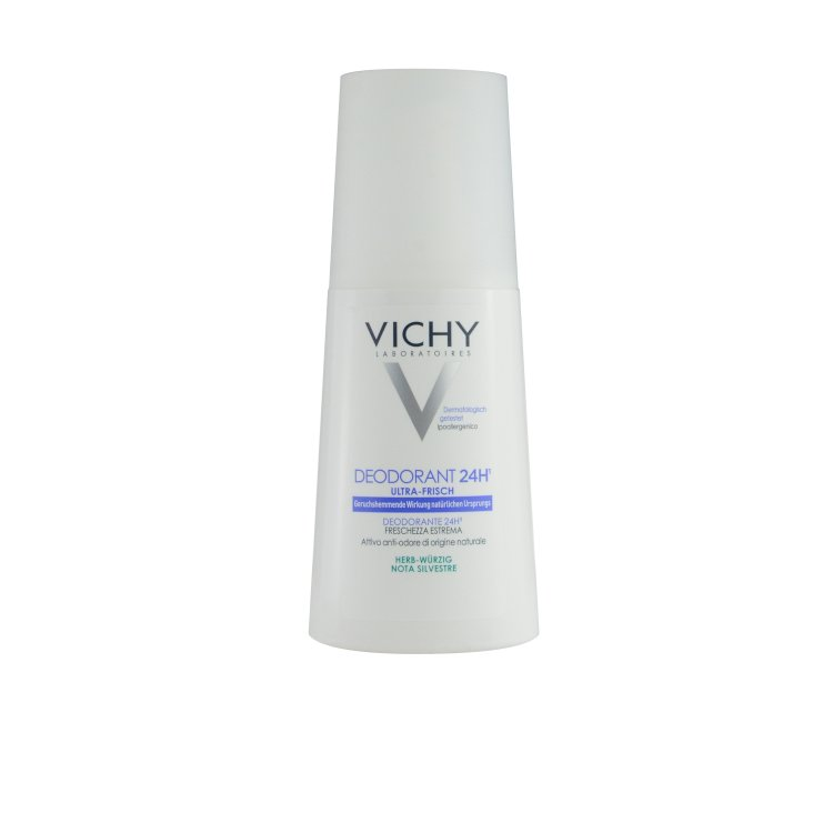 Vichy Deo Pumpzerstäuber herb würzig