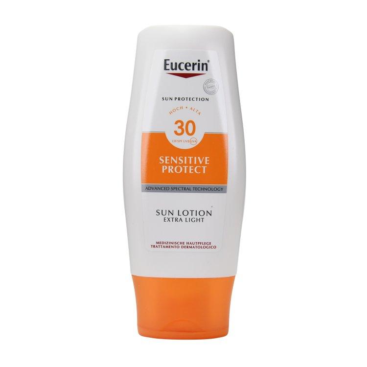 Eucerin Sensitive Protect Sun Lotion Extra Light LSF 30