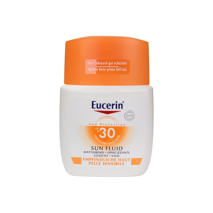Eucerin Sensitive Protect Face Sun Fluid LSF 30