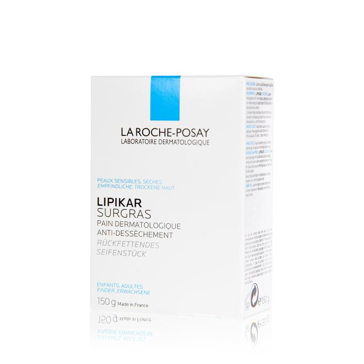 La Roche Posay Lipikar Rückfettendes Seifenstück