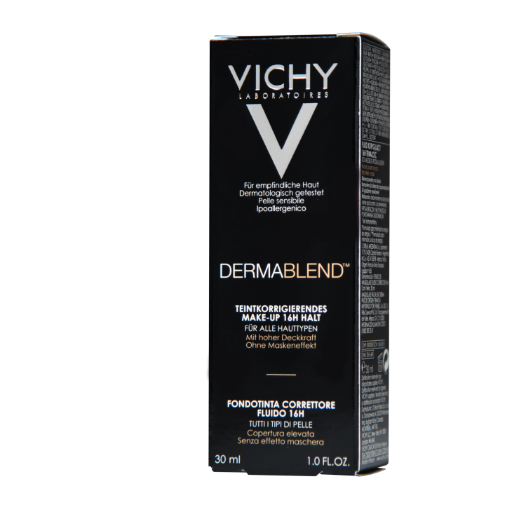 Vichy Derma Blend Teint-korrigierendes Make-up Nr. 45 gold