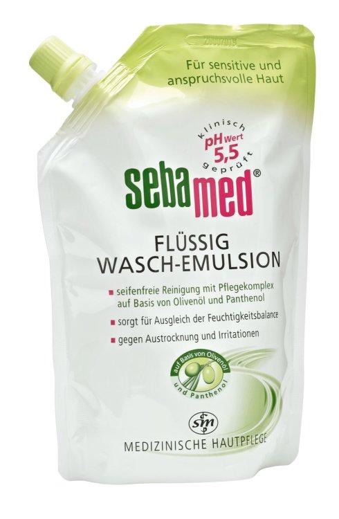 Sebamed flüssig Waschemulsion M.olive Nachf.