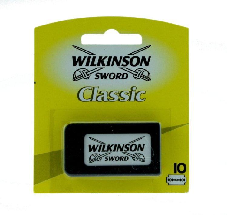Wilkinson Sword Classic Rasierklingen