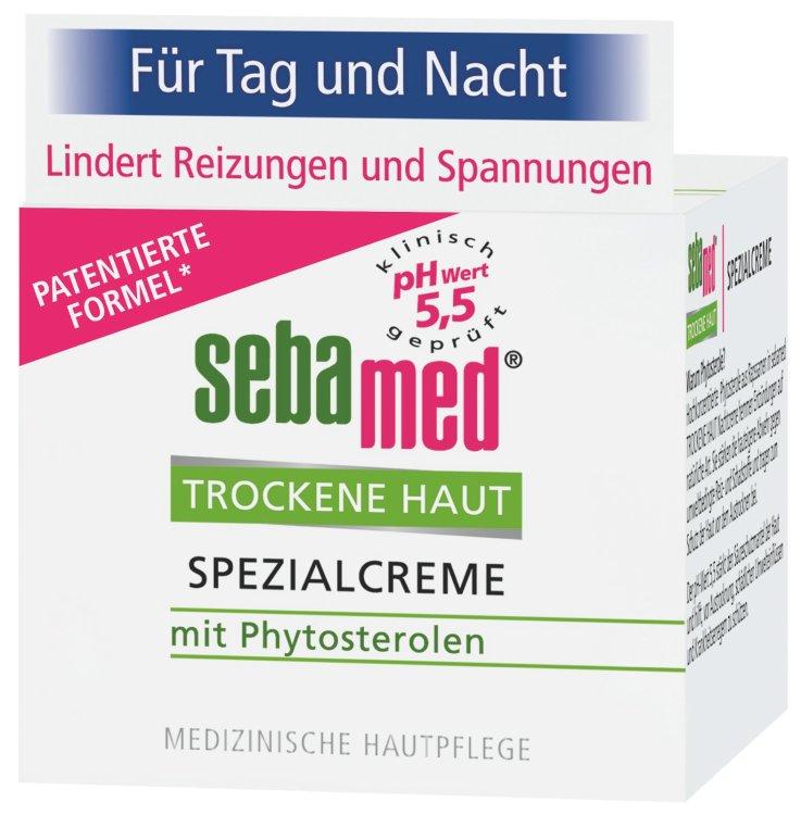 Sebamed trockene Haut Spezialcreme für Tag und Nacht
