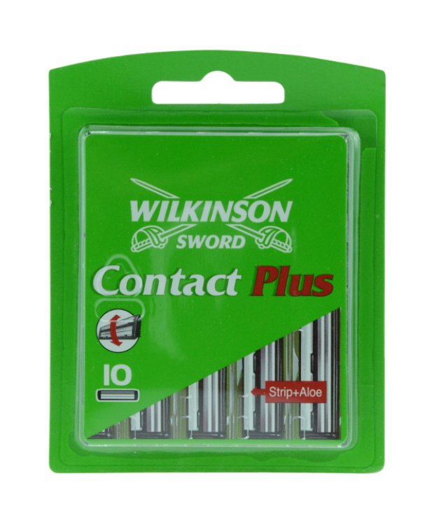 Wilkinson Contact Plus Rasierklingen