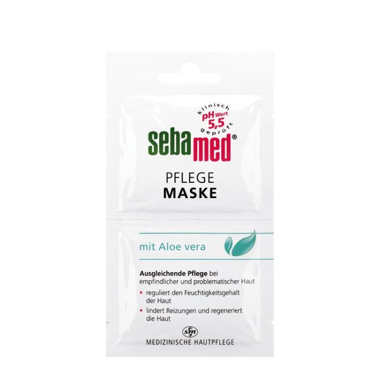 Sebamed Pflege Maske mit Aloe Vera