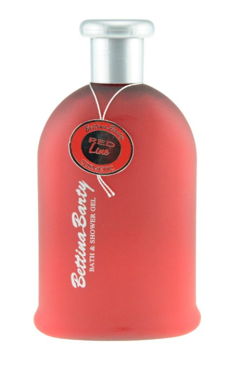 Bettina Barty Red Line Bath & Shower Gel