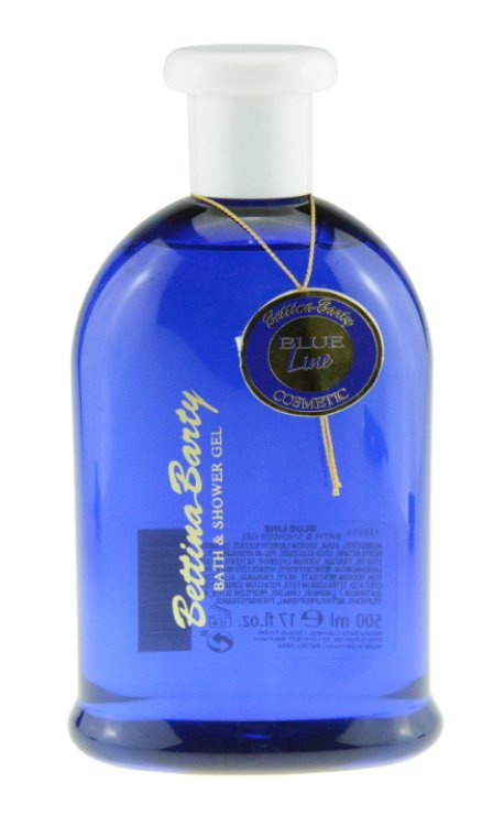 Bettina Barty Blue Line Bath & Shower Gel