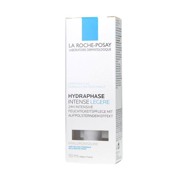 La Roche-Posay Hydraphase Intense Creme leicht