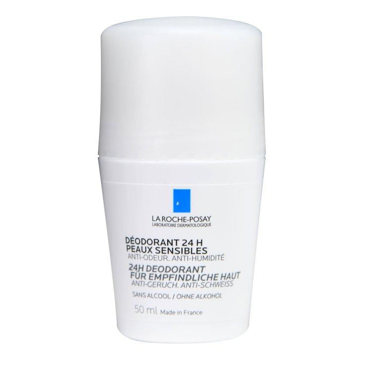 La Roche-Posay 24 H Deodorant Roll-on für empfindliche Haut