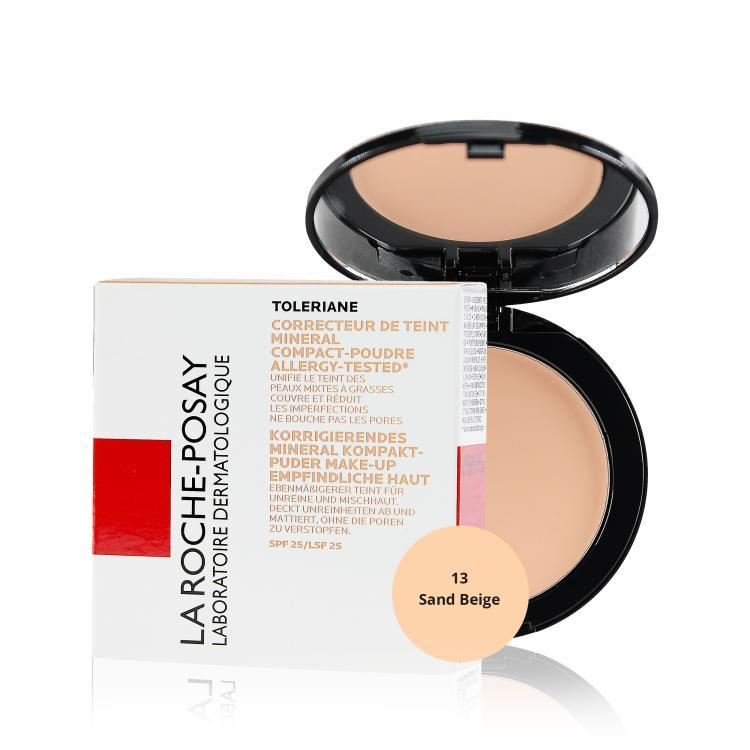 La Roche Posay Toleriane Korrigierendes Mineral  Kompakt-Puder Make-up 13 Sand Beige