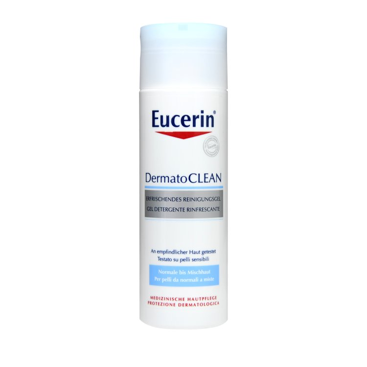 Eucerin DermatoClean erfrischendes Reinigungsel