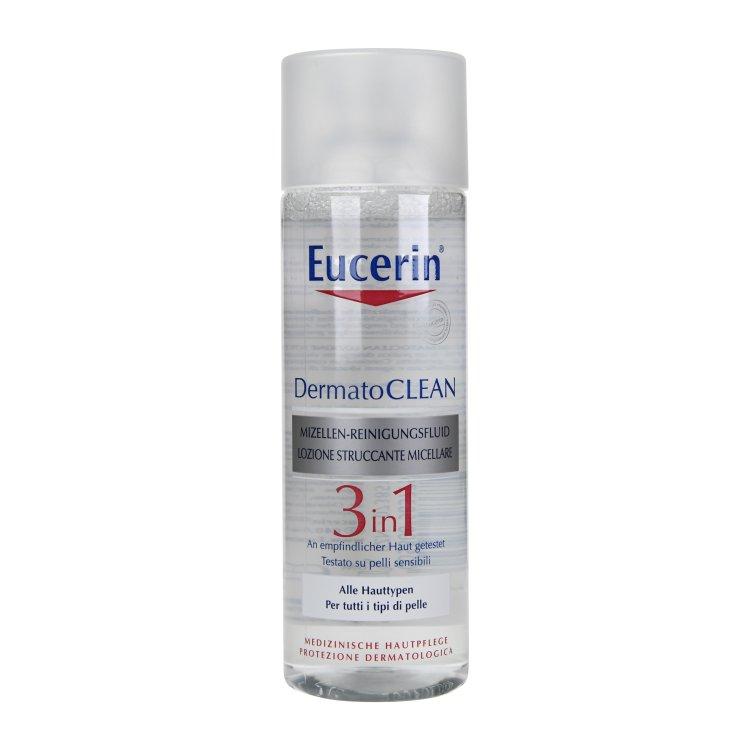 Eucerin DermatoClean Mizellen-Reinigungsfluid