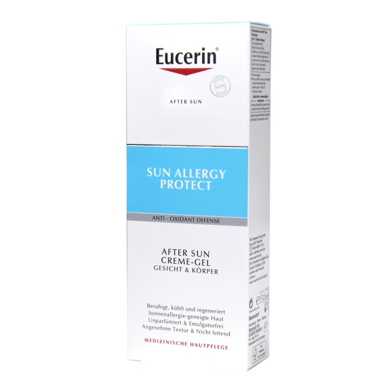 Eucerin Allergy Protect After Sun Creme-Gel