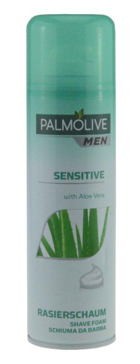 Palmolive for Men Sensitive mit Aloe Vera Rasierschaum