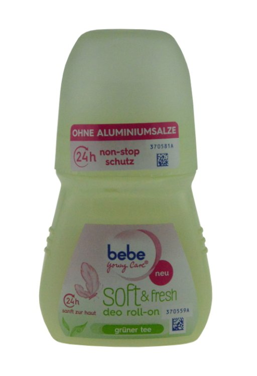 Bebe Young Care Deo Roll-On Soft & Fresh