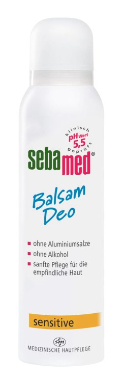 Sebamed Balsam Deo Sensitive