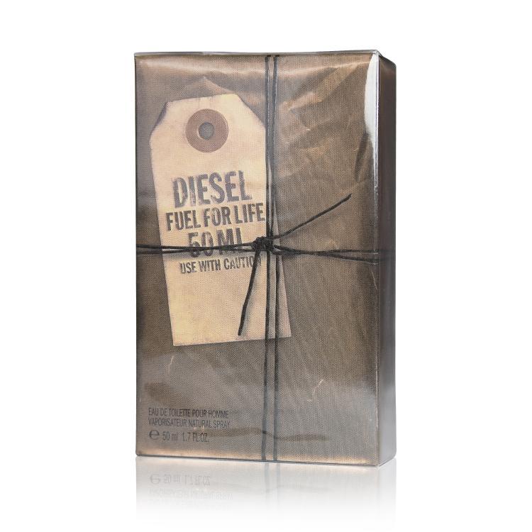 Diesel FUEL FOR LIFE Men Eau de Toilette Vaporisateur