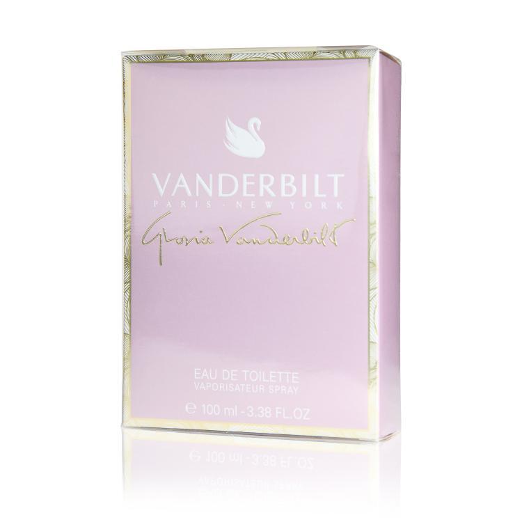 GLORIA VANDERBILT Vanderbilt Eau de Toilette Vaporisateur