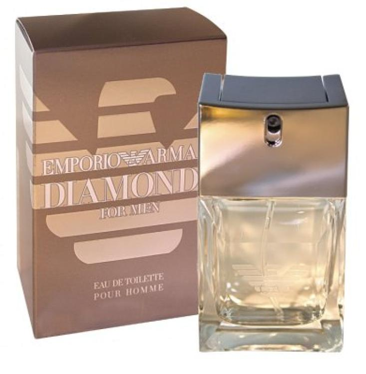 Giorgio Armani Diamonds for Men Eau de Parfum Vaporisateur