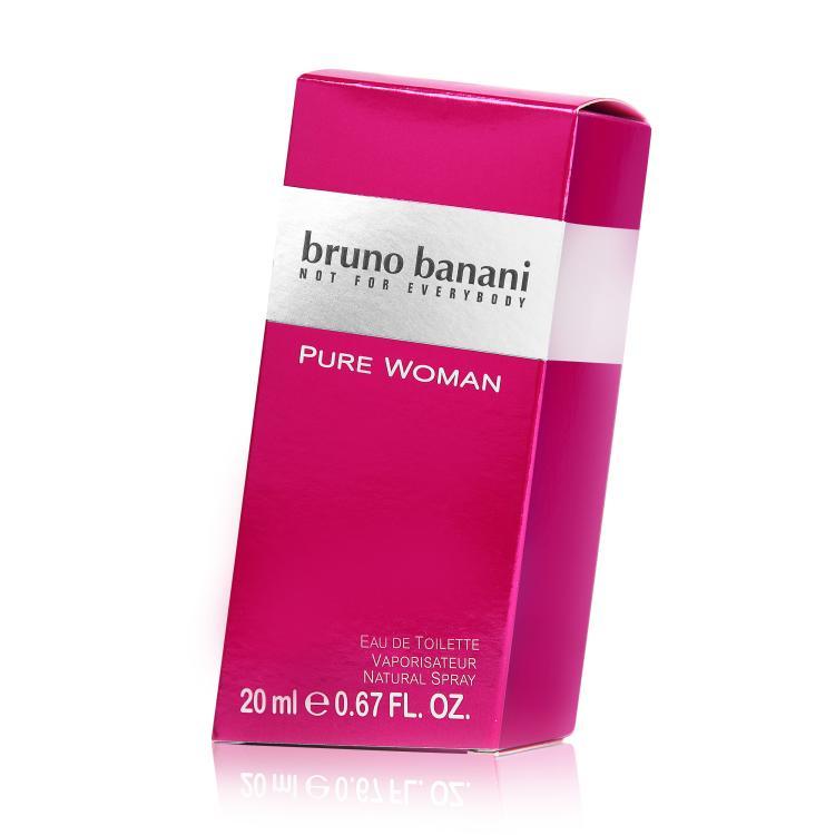 bruno banani Pure Woman Eau de Toilette Vaporisateur