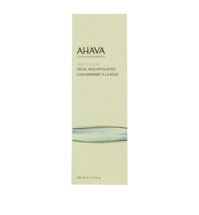 Ahava Time to Clear Facial Mud Exfoliator - Schlamm-Peeling