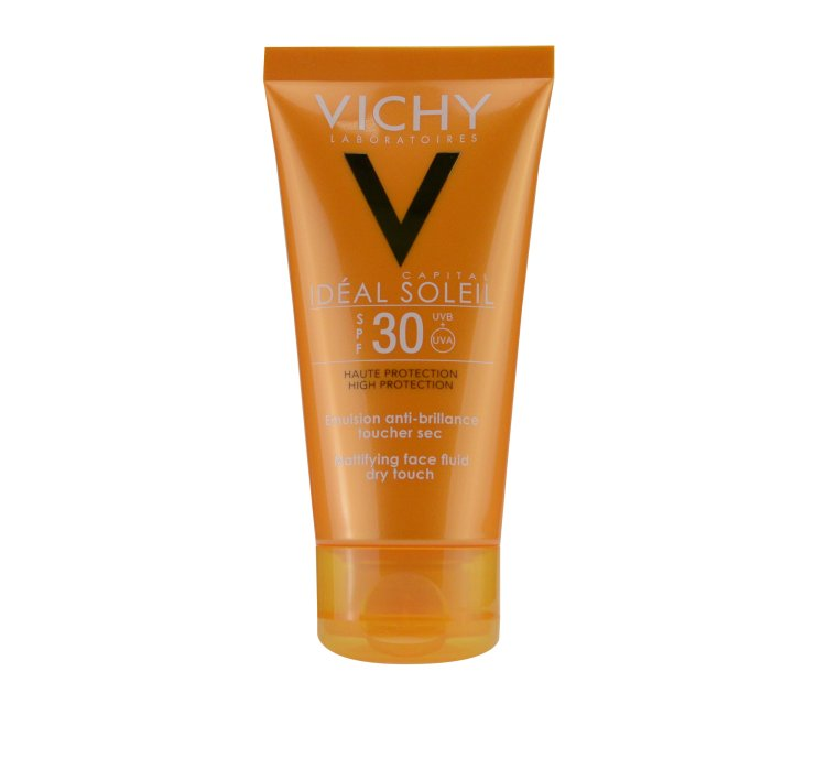 Vichy Ideal Soleil Sonnen-Fluid LSF 30