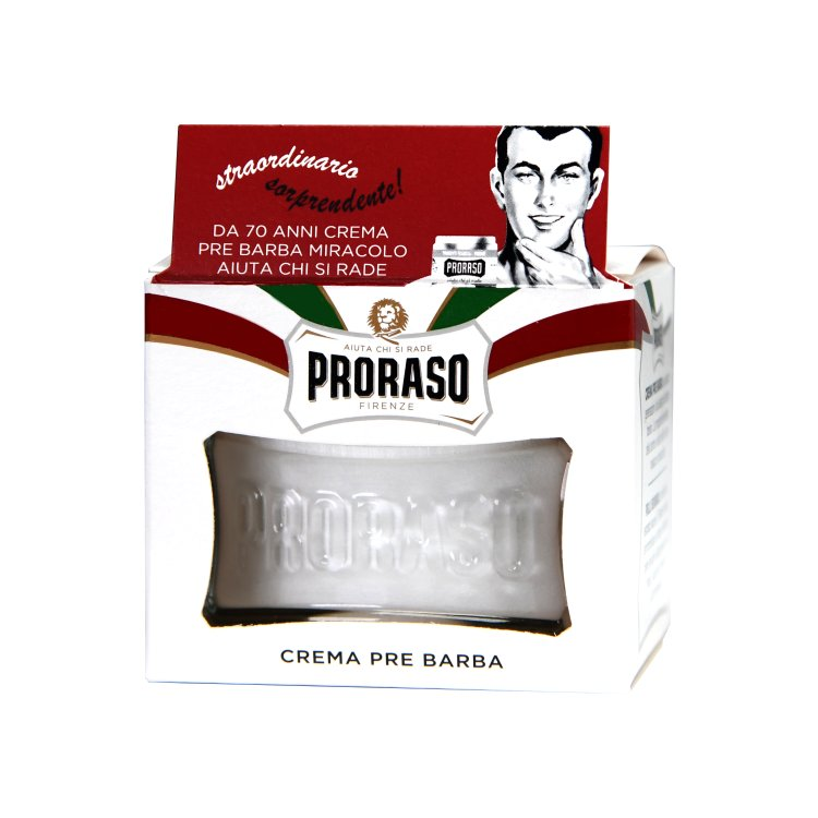 Proraso Pre Shave Cream White