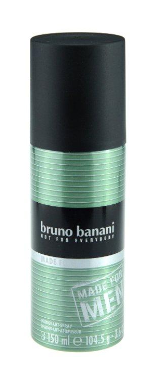 bruno banani  Made for Men Deodorant Aerosol Spray