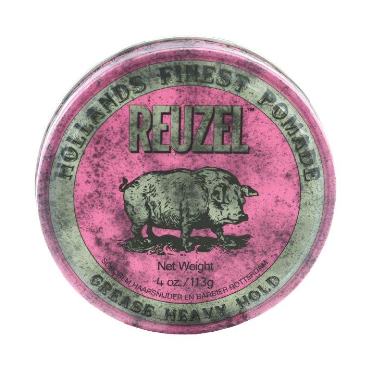 Reuzel Grease Heavy Hold  Pink Pomade