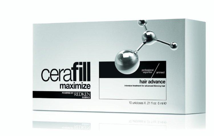 Redken Cerafill Aminexil (10x 6ml)