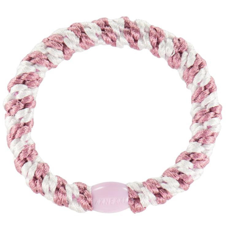 Kknekki old pink white stripe