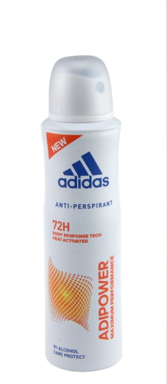 Adidas Adipower Anti-Perspirant for Women