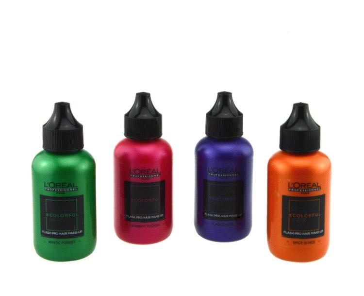 Loreal Colorful Hair Flash Pro Hair Make-up