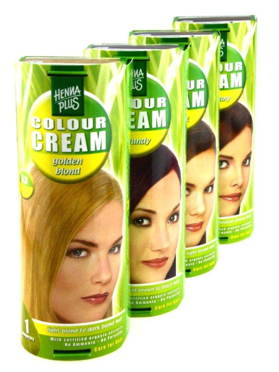 Henna Plus Colour Cream