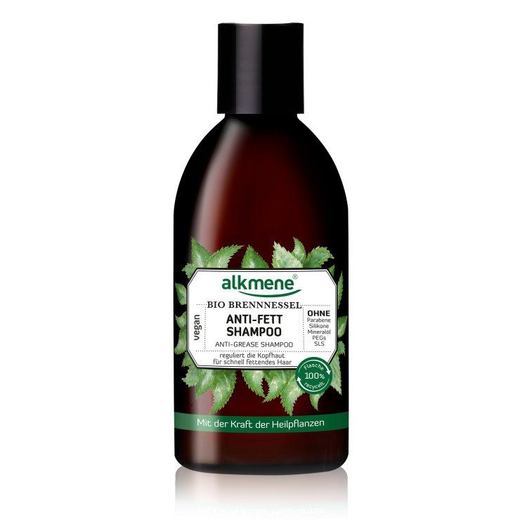 alkmene Bio Brennessel Anti-Fett Shampoo