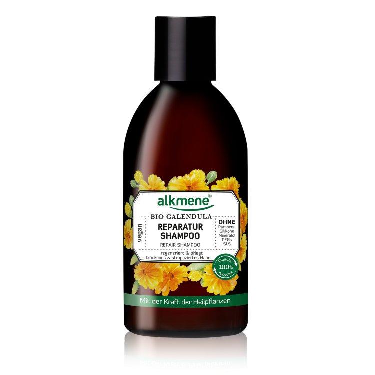 alkmene Bio Calendula Reparatur Shampoo